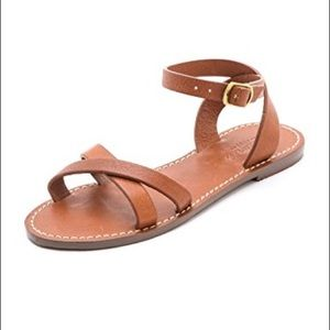 Madewell boardwalk sandal